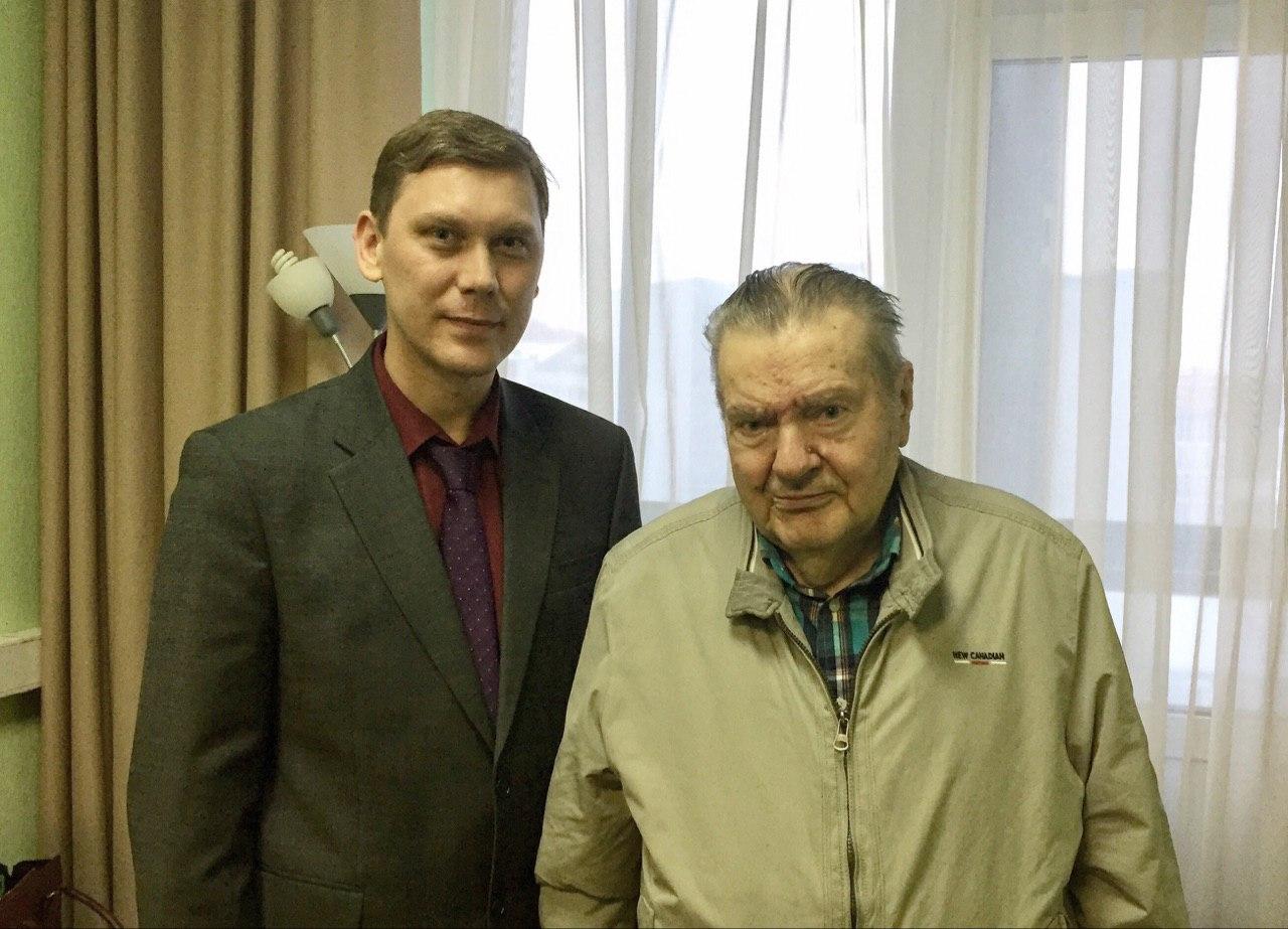 Лекции профессора, д.м.н. Короленко Цезаря Петровича