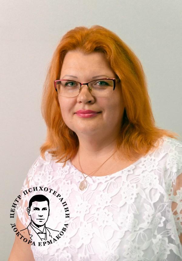 Остахова Анжела Викторовна